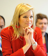 Prinses Maxima naar Amsterdam University College.<br /> <br /> Hare Koninklijke Hoogheid Prinses Máxima der Nederlanden heeft op maandag 29 maart een bezoek aan het Amsterdam University College (AUC) gebracht. Het AUC is een gezamenlijke opleiding van de Vrije Universiteit Amsterdam en de Universiteit van Amsterdam en biedt internationaal en interdisciplinair onderwijs.