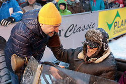 03.01.2019, Schladming, AUT, Planai-Classic 2019, Start zum Dachstein Prolog, im Bild v. l. Rudi Roubinek (AUT) und Johann Kofler (AUT) // Rudi Roubinek and Johann Kofler of Austria during the Planai-Classic 2019 in Schladming, Austria on 2019/01/03. EXPA Pictures © 2019, PhotoCredit: EXPA / Martin Huber