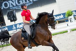Roos Laurence, BEL, Fil Rouge<br /> EC Rotterdam 2019<br /> © Hippo Foto - Sharon Vandeput<br /> 18/08/19