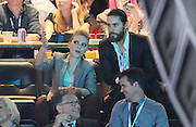 06.SEPTEMBER.2012. CHARLOTTE<br /> <br /> **EXCLUSIVE PICTURES**<br /> <br /> SCARLETT JOHANSSON, JARED LETO, ELIZABETH BANKS, JOHN HAMM PLUS OTHERS ATTEND THE DEMOCRATIC NATIONAL CONVENTION IN CHARLOTTE, NORTH CAROLINA, USA ON SEPTEMBER 6TH, 2012. <br /> <br /> JARED LETO AND SCARLETT JOHANSSON SEEN TOGETHER, HOLDING HANDS AFTER BEING WITH HER BOYFRIEND ( NATE TAYLOR ) 3 DAYS EARLIER IN PARIS. <br /> <br /> JARED AND SCARLETT DATED IN EARLY 2000 AND SPLIT IN 2004 AFTER SCARLETT LEFT HIM. RECENT TEXTING AND FLIRTATIOUS BEHAVIOR HAS LEAD TO TENSION BETWEEN SCARLETT AND NATE.<br /> <br /> BYLINE: EDBIMAGEARCHIVE.CO.UK<br /> <br /> *THIS IMAGE IS STRICTLY FOR UK NEWSPAPERS AND MAGAZINES ONLY*<br /> *FOR WORLD WIDE SALES AND WEB USE PLEASE CONTACT EDBIMAGEARCHIVE - 0208 954 5968*