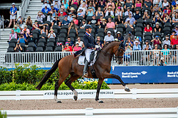 Peters Steffen, USA, Suppenkasper<br /> World Equestrian Games - Tryon 2018<br /> © Hippo Foto - Dirk Caremans<br /> 14/09/18