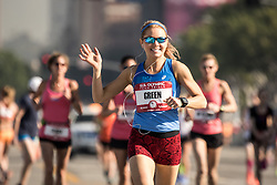 USA Olympic Team Trials Marathon 2016, Green