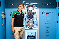 Northampton Saints Attack Coach Sam Vesty at the launch of the 2018/19 Gallagher Premiership Rugby Season Fixtures - Mandatory by-line: Robbie Stephenson/JMP - 06/07/2018 - RUGBY - BT Tower - London, England - Gallagher Premiership Rugby Fixture Launch