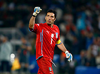 Gianluigi Buffon of Italy and Juventus  FIFA Confederations Cup South Africa 2009 <br /> United States of America  v Italy at Loftus Versfeld  Stadium Tshwane/Pretoria South Africa<br /> 15/06/2009 Credit Colorsport / Kieran Galvin