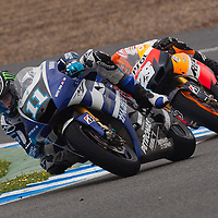 2011 MotoGP World Championship, Round 2, Jerez, Spain, 3 April 2011, Ben Spies