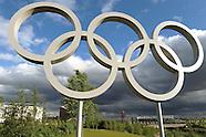 Queen Elizabeth Olympic Park, London. 2014