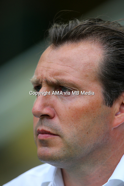 Belgium manager / head coach Marc Wilmots