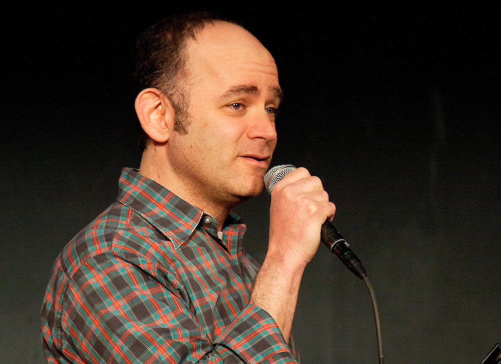 Whiplash at UCB Theater, New York - Todd Barry - March 28, 2011