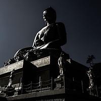 Statue of Buddha, Bhutan