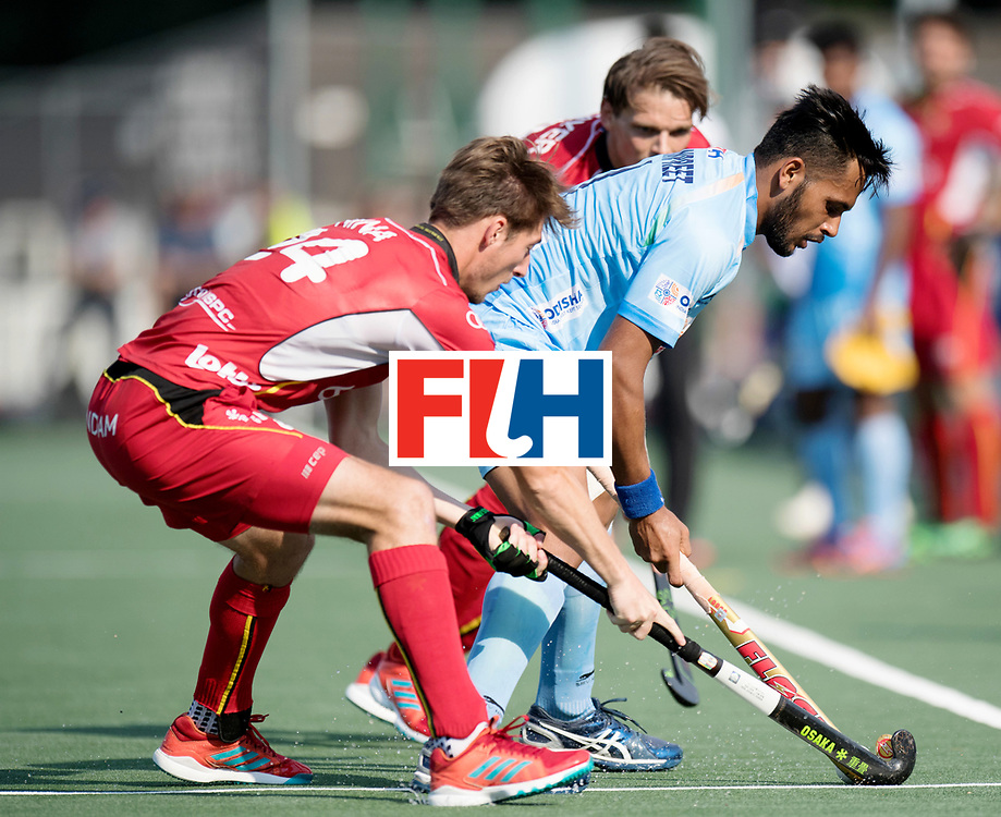 BREDA - Rabobank Hockey Champions Trophy<br /> India - Belgium<br /> Photo: Harmanpreet Singh.<br /> COPYRIGHT WORLDSPORTPICS FRANK UIJLENBROEK