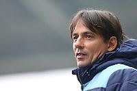 Torino - Serie A 9a giornata - Torino-Lazio - Nella foto: Simone Inzaghi  allenatore della  Lazio