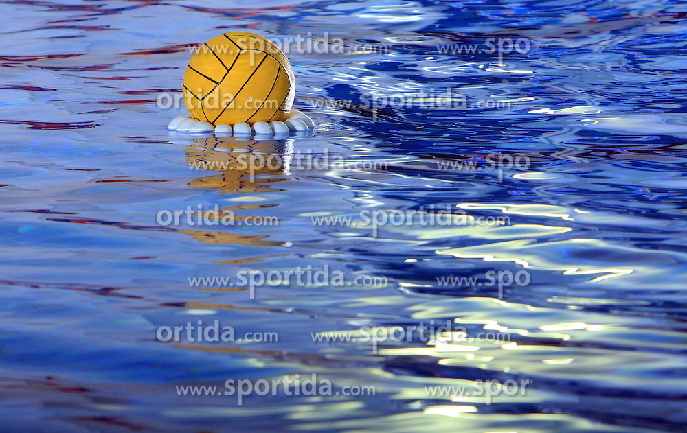 Water polo match in Adriatic league between VK Rokava Koper and Budvanska Rivijera, on December 6, 2008 in Pool Zusterna, Koper, Slovenia. Budvanska Rivijera won 16:10. (Photo by Vid Ponikvar / Sportida)