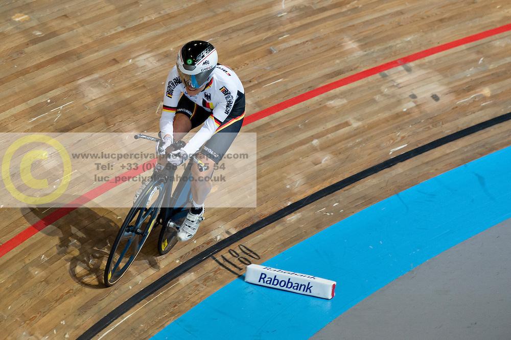 , GER, 500m TT, 2015 UCI Para-Cycling Track World Championships, Apeldoorn, Netherlands