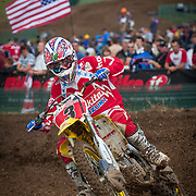 Ivan had been part of the successful American campaign at the 2005 Motocross des Nations in Ernee, France.