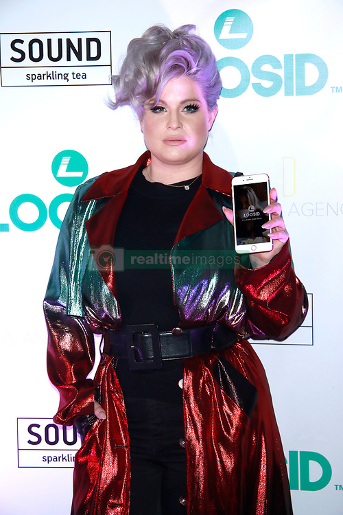 NEW YORK, NY - NOVEMBER 15: Kelly Osbourne launches new sober community app with Loosid promoting Sober Living at The VYNL in NewYork City on November 15, 2018. 15 Nov 2018 Pictured: Kelly Osbourne. Photo credit: DC/MPI/Capital Pictures / MEGA TheMegaAgency.com +1 888 505 6342