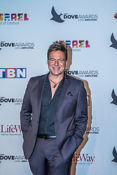 October 11, 2016 - Nashville, Tennessee, USA - Jeff Slaughter at the 47th Annual GMA Dove Awards  in Nashville, TN at Allen Arena on the campus of Lipscomb University.  The GMA Dove Awards is an awards show produced by the Gospel Music Association. (Credit Image: © Jason Walle via ZUMA Wire)