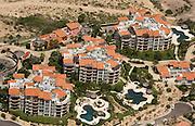 Puerta de hierro aerial photography Los Cabos
