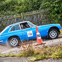 Car 118 Keith Davis/Henry Carr