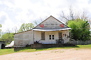 "Ole Country Store Lorman MS. ""King Fryer"" aka Mr. D. and Harris Carmichael store outsideof Crystal Springs Sunday drive March 18,,2012. © Suzi Altman. I have photographed the Mississippi Delta for over a decade. Including the rich cultural heritage, the deep religious roots and the music the land produces. ©SuziAltman"