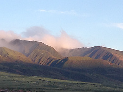 West Maui Mountains, Maui, Hawaii, US