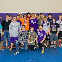 01-17-15 Berryville Wrestling Tournament