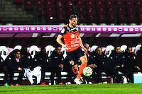Kevin BERIGAUD - 21.03.2015 - Evian Thonon / Montpellier - 30eme journée de Ligue 1 -<br />Photo : Jean Paul Thomas / Icon Sport