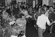 Dancing Crowd, High Wycombe, UK, 1980s.