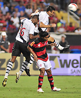 20120222: RIO DE JANEIRO, BRAZIL -<br /> Campeonato Carioca 2011/2012: Vasco vs Flamengo.<br /> In photo: Ronaldinho Gaucho.<br /> PHOTO: CITYFILES