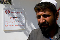 Helmand Province, Lashkargah..An average of 17 civilians with fire arms injuries arrive daily at Emergency Hospital.
