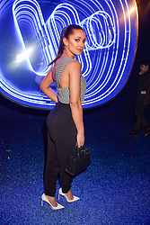 Roxie Nafousi at the Warner Music & Ciroc Brit Awards party, Freemasons Hall, 60 Great Queen Street, London England. 22 February 2017.
