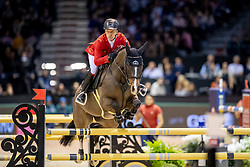 Schwizer Pius, SUI, Cas<br /> Jumping International de Bordeaux 2020