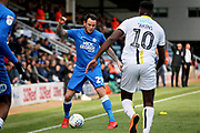 Peterborough midfielder Lee Tomlin (29) during the EFL Sky Bet League 1 match between Peterborough United and Burton Albion at London Road, Peterborough, England on 4 May 2019.