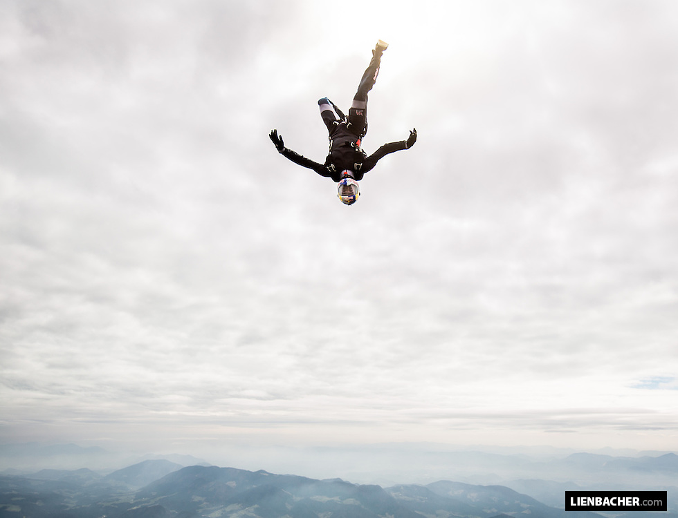 These were my very first photo-jumps during a training camp with the Team