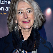 London, England, UK. 23 January 2018. Maureen Lipman Arrivers at Beginning - press night at Ambassadors Theatre.