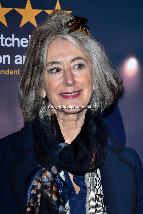 London, England, UK. 23 January 2018. Maureen Lipman Arrivers at Beginning - press night at Ambassadors Theatre.