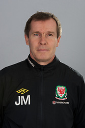 TREFOREST, WALES - Tuesday, February 14, 2011: Wales' manager Jarmo Matikainen. (Pic by David Rawcliffe/Propaganda)
