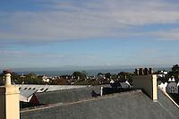Rooftops Dublin Ireland<br />