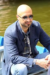 REGISTRAZIONE PUNTATA 16 DEL PROGRAMMA SKY MASTERCHEF A COMACCHIO (FE)<br /> NELLA FOTO JOE BASTIANICH<br /> COMACCHIO (FE) 02/07/2013<br /> FOTO FILIPPO RUBIN