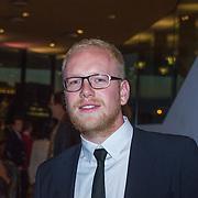 NLD/Amsterdam/20130902 - Wereldpremiere van de film Game, jan Boelo