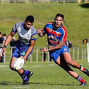 Rugby union game between Tawa and Northern United (Premier Reserve), played at Jerry Collins Stadium, Porirua, New Zealand on 21 April 2018.   Norths won 46-15.