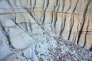 BAdlands at Castle Butte<br />Big Muddy Badlands<br />Saskatchewan<br />Canada