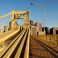 Photo Gallery of downtown Pittsburgh, Pennsylvania by photographer Daniel Bowman Ashe
