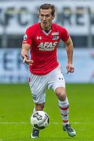 ALKMAAR - 26-02-2017, AZ - PEC Zwolle, AFAS Stadion, 1-1, AZ speler Stijn Wuytens