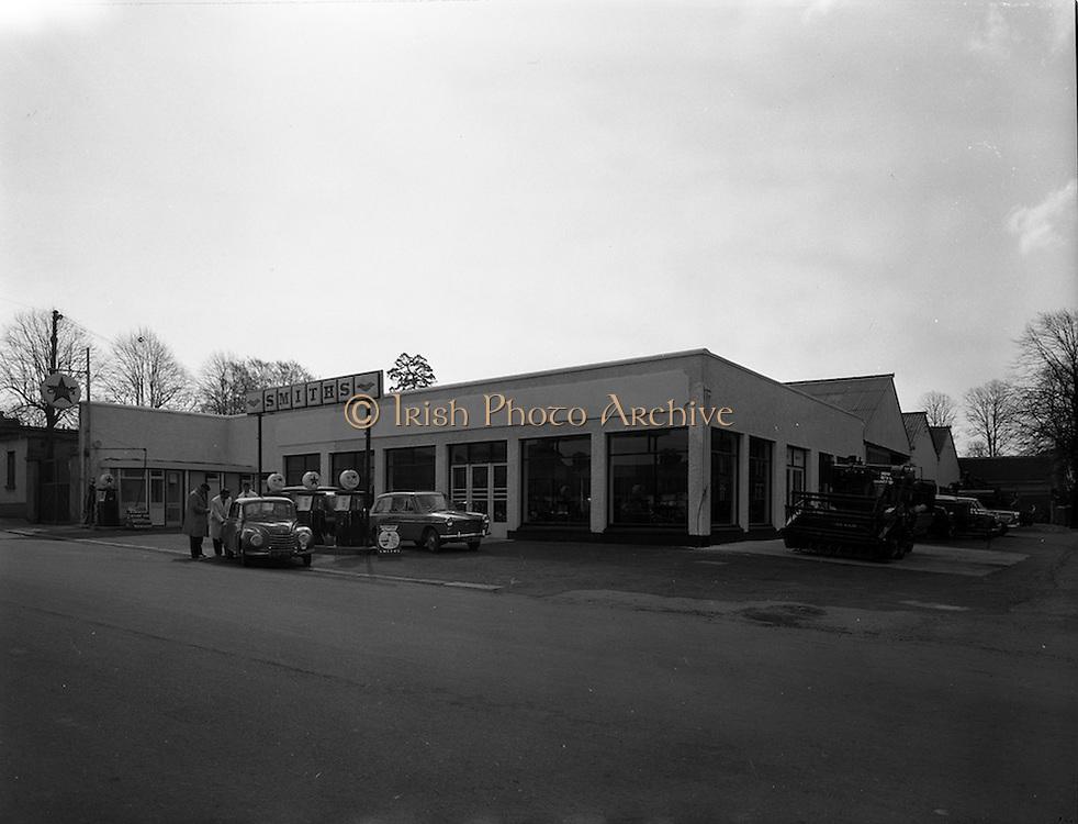 16/04/1962<br /> 04/16/1962<br /> 16 April 1962<br /> Smith's Garage Athy, Co. Kildare.