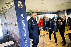 June 1, 2018 - Reykjavik, ICELAND - 180601 Lars Lagerbäck, head coach of Norway, during a press conference on June 01, 2018 in Reykjavik..Photo: Fredrik Varfjell / BILDBYRÃ…N / kod FV / 150104 (Credit Image: © Fredrik Varfjell/Bildbyran via ZUMA Press)