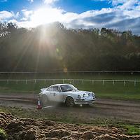 Car 91 Paul Bloxidge / Ian Canavan