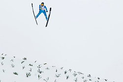 Aljaz Osterc during testing jumps at Ski jumping Flying Hill One day before FIS World Cup Ski Jumping Final Planica 2018, on March 21, 2018 in Ratece, Planica, Slovenia. Photo by Urban Urbanc / Sportida