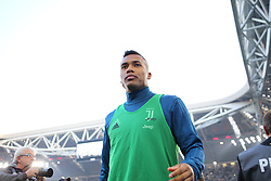 October 14, 2017 - Turin, Piedmont, Italy - Alex Sandro  (Juventus FC) before the Serie A football match between Juventus FC and SS Lazio at Olympic Allianz Stadium on 14 October, 2017 in Turin, Italy. (Credit Image: © Massimiliano Ferraro/NurPhoto via ZUMA Press)