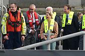Koningin Maxima doopt reddingboot KNRM
