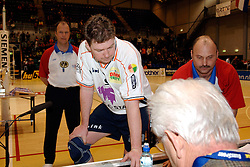 05-03-2006 VOLLEYBAL: FINAL 4 HEREN:  ORION - ORTEC NESSELANDE: ROTTERDAM<br />